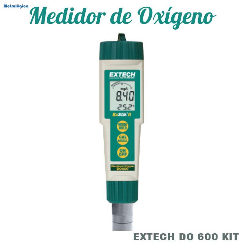 Medidor de Oxígeno