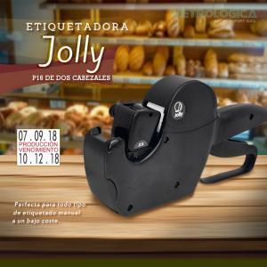 etiquetadora jolly